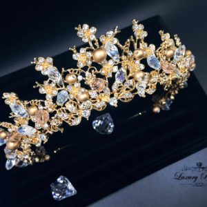 Beaded Crown Valeria
