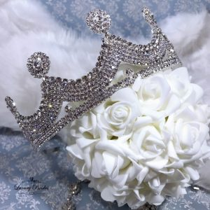 Crystal Wedding Tiara Princess