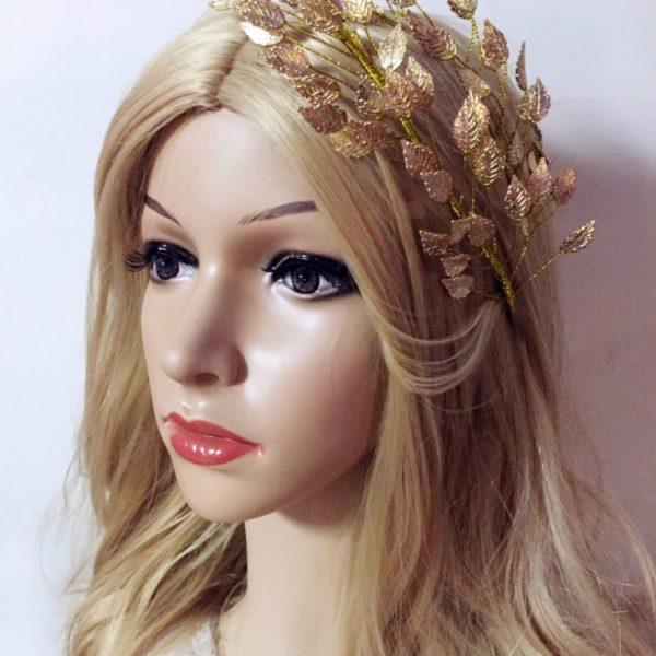Bridal Tiara Wings