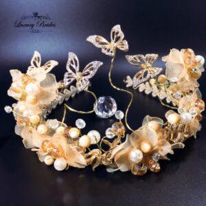 Flowers Crown Amelie