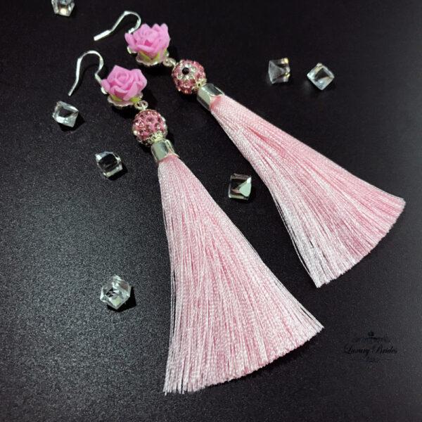 Tassel Jewelry Set Rihanna