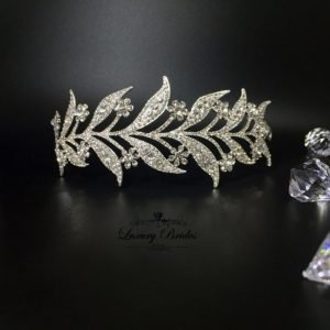Swarovski Crystal Tiara Tenderness