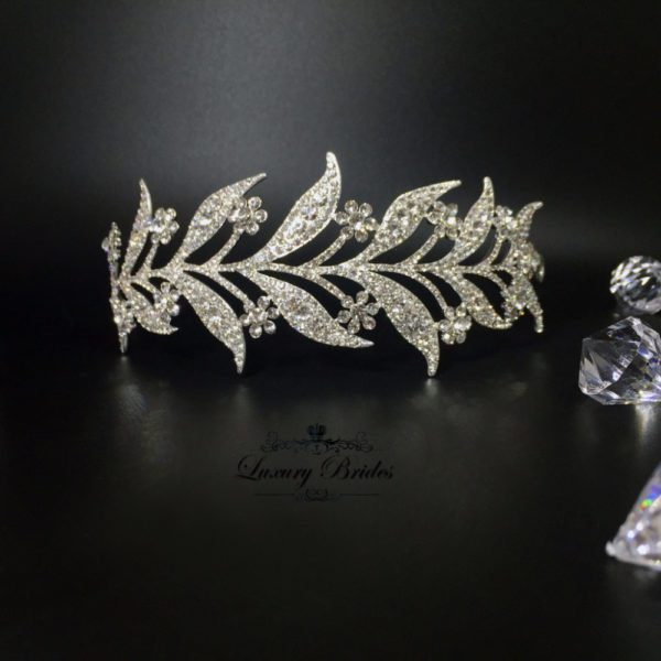 Swarovski Crystal Tiara Tenderness
