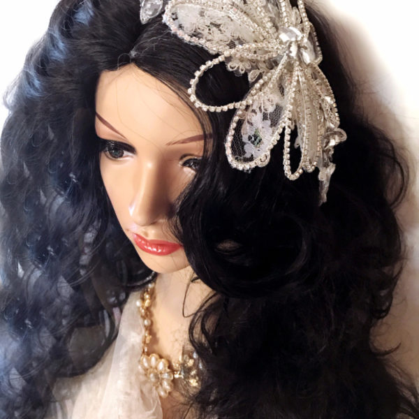 Wedding Hair Comb Marissa