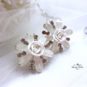 Swarovski Bridal Earrings Fascination