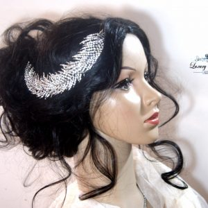 Wedding Headpiece Vasilisa