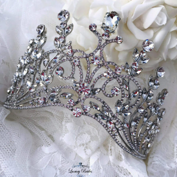Swarovski Bridal Tiara Maribel