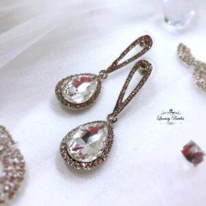 Swarovski Bridal Earrings Adalet