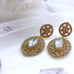 Swarovski Bridal Earrings Memory