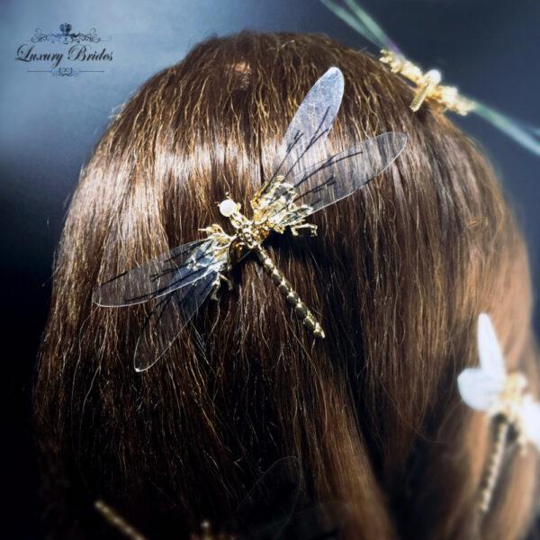 Wedding Comb Dragonflies