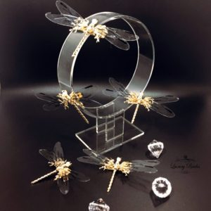 Wedding Comb Dragonflies