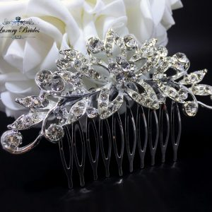 Crystal Hair Comb Iolanta