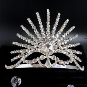 Swarowski Wedding Crown Lianna